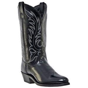 Laredo Kadi Black Western Cowgirl Boots NWOB